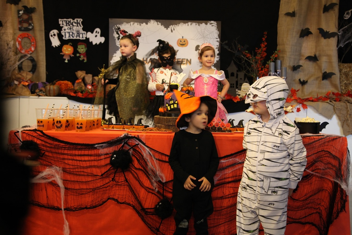 Kids Studio - Halloween 2017