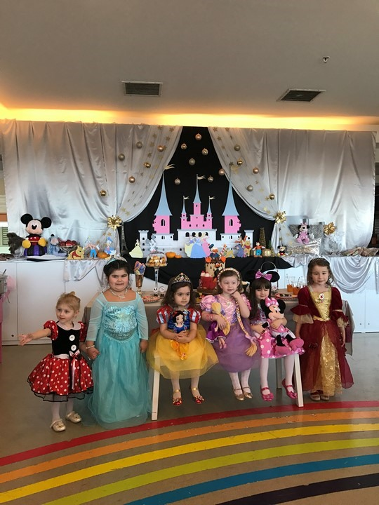 Kids Studio - Disneyland Partisi 2017